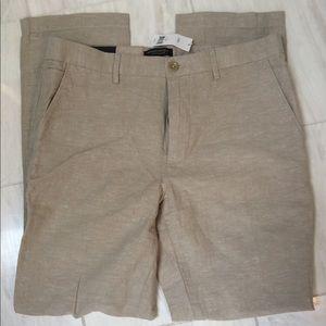 Men's NWT Banana Republic Linen Pant
